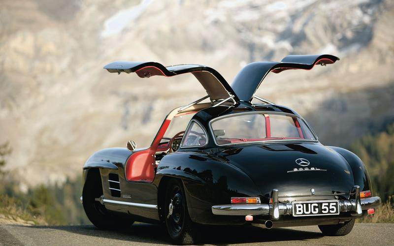 Mercedes-Benz 300SL (1954)