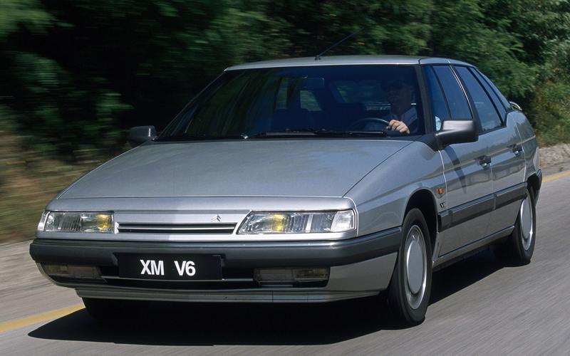 Citroen XM (1989)