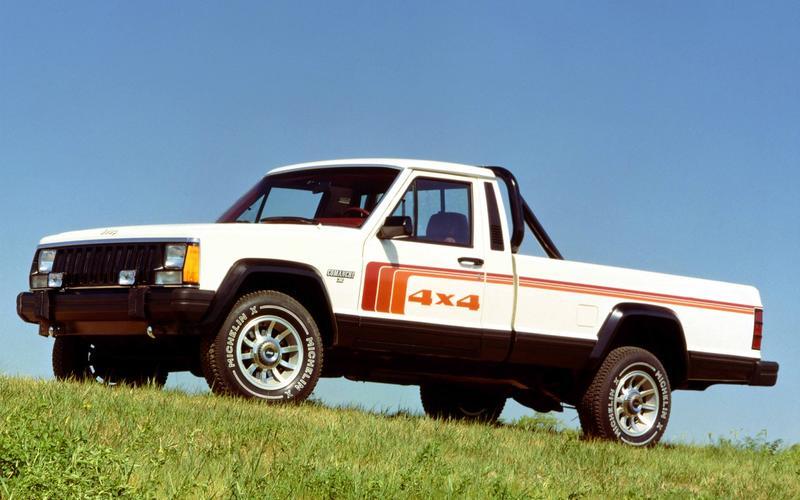 Jeep Comanche (1985)