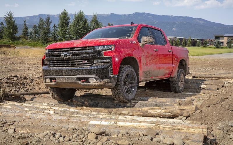 10: Chevrolet Silverado – 651,090 sales