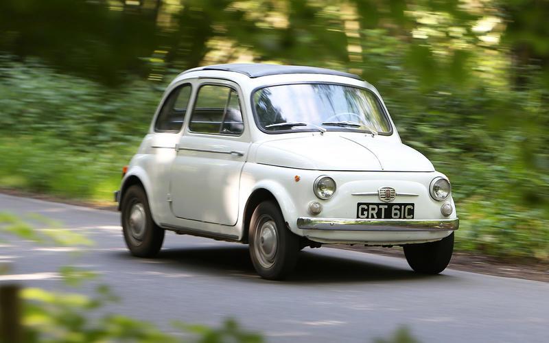 Fiat 500 Nuova – 479cc