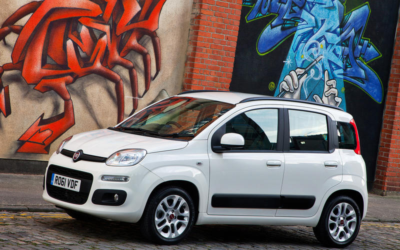 Italy: Fiat Panda – 130,206 vehicles sold