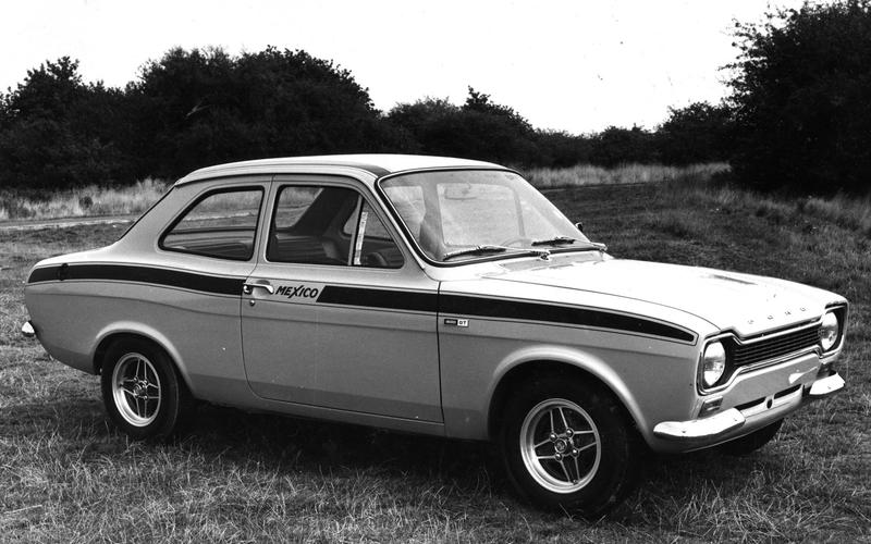 Ford RS (1970)