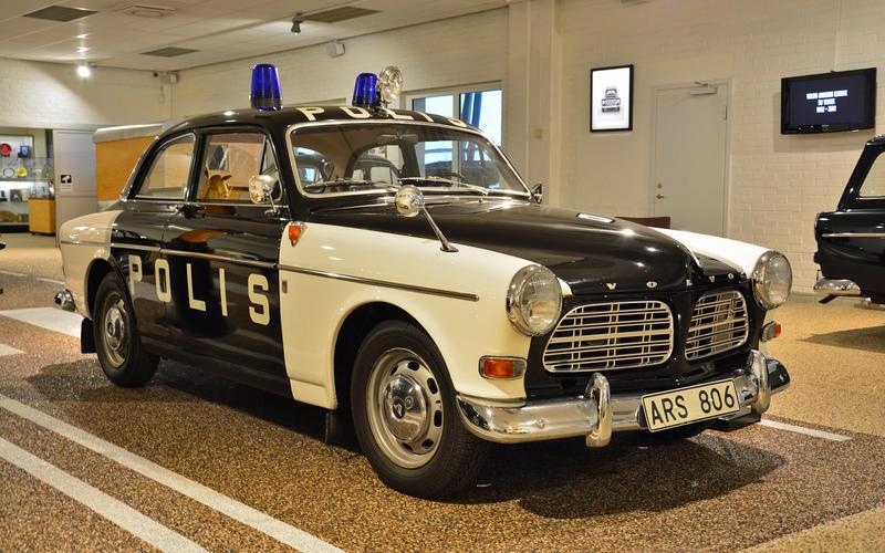 73: Volvo Amazon (Sweden)