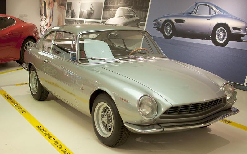 Innocenti 186 GT (1964)