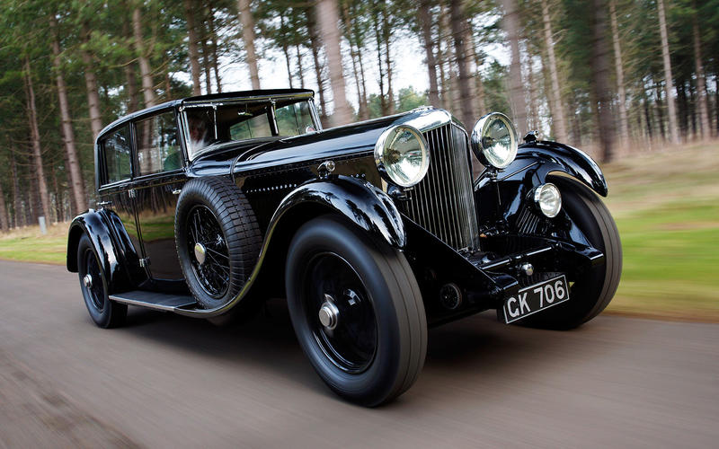 Bentley 8-Litre (1930)
