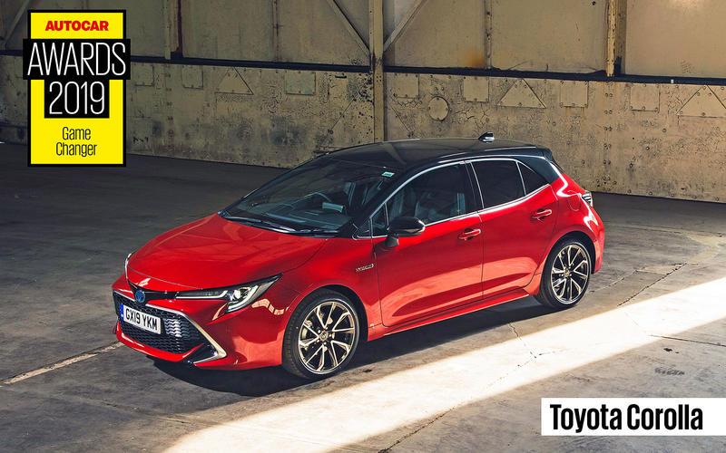 GAMECHANGER: Toyota Corolla