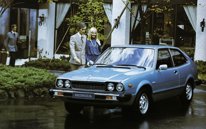 Honda Accord (1975)