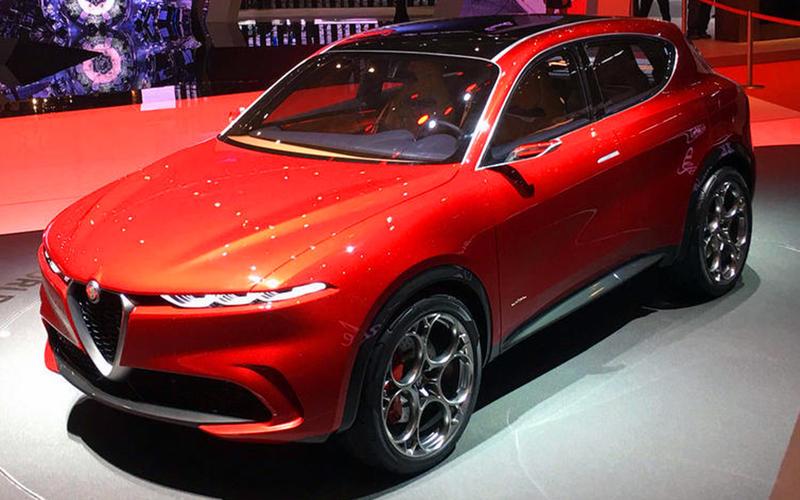 34: Alfa Romeo Tonale