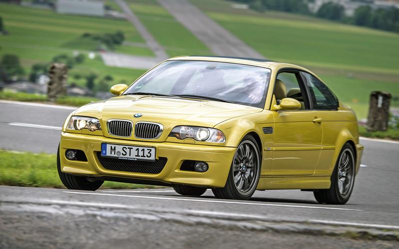 BMW M3 (E46) (2000-2006)