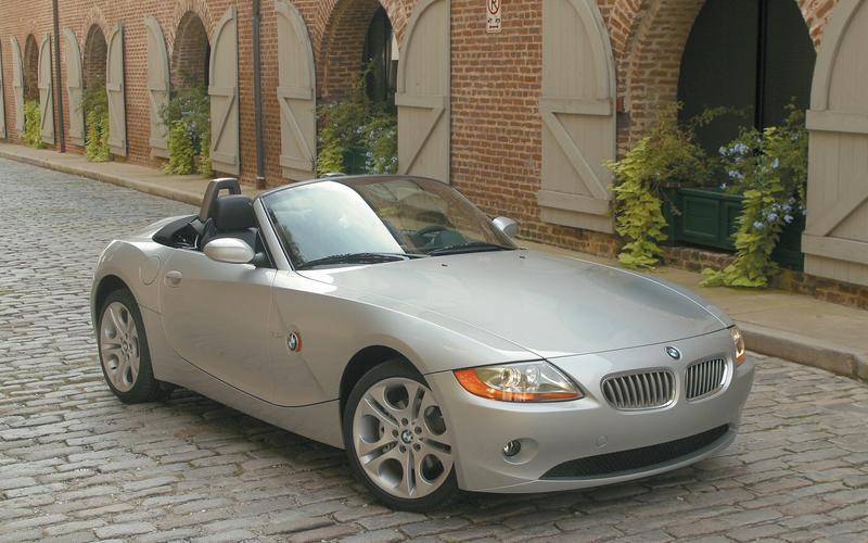 BMW Z4 (180,856)