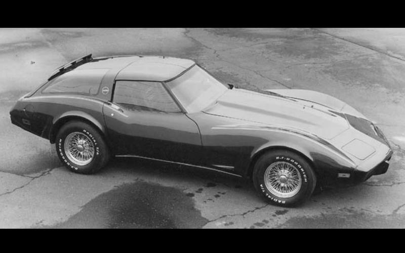 Greenwood Corvette Sportwagon (1974)