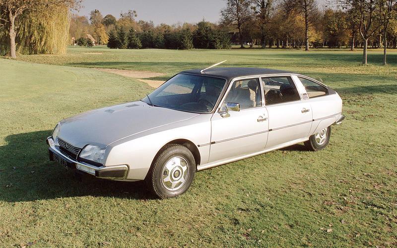 1975: Citroën CX