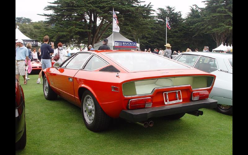 Maserati Khamsin (1975)