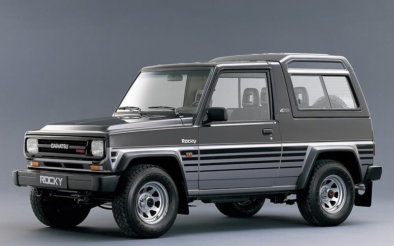 Daihatsu (1987-1992)