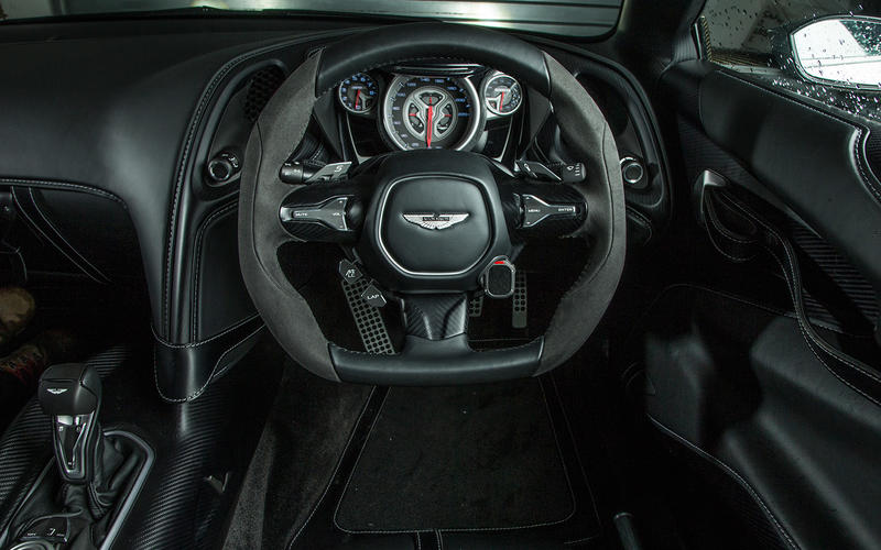 Aston Martin DB10 (Spectre, 2015)