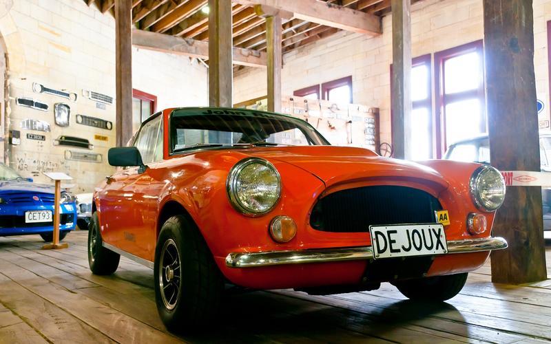 de Joux GT (1965)