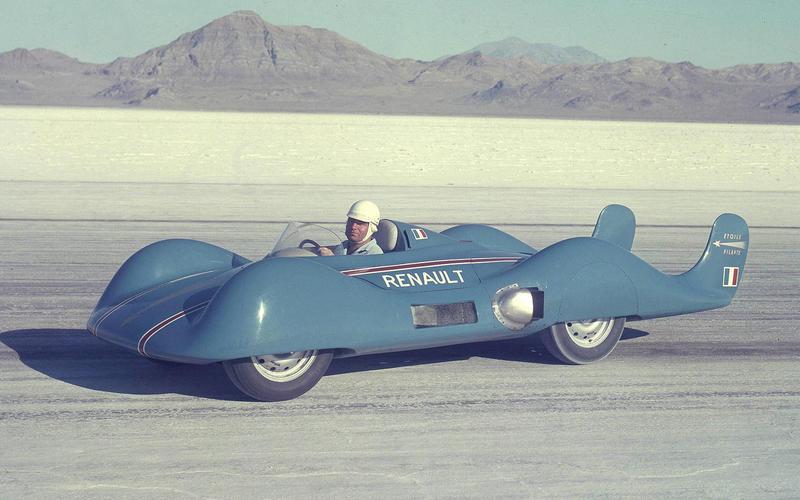 Renault Etoile Filante (1956)