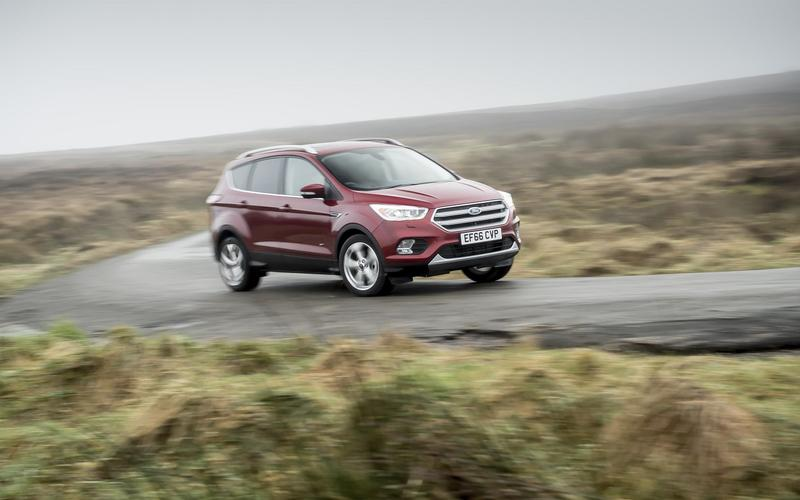 Ford Kuga – Valencia, Spain – 40,398 units sold in 2018