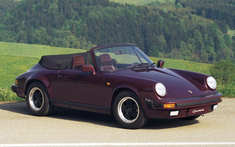 Porsche 911 G-Series (1973)