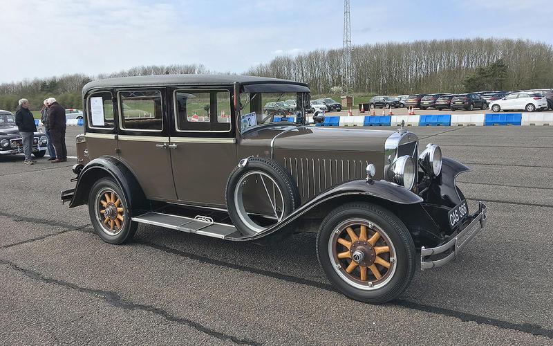 Volvo PV652 (1931)