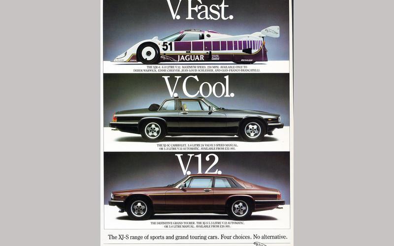 Jaguar V12 (1986)