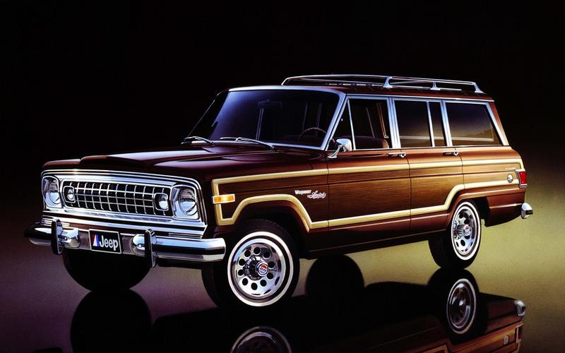 The Wagoneer Limited (1978)