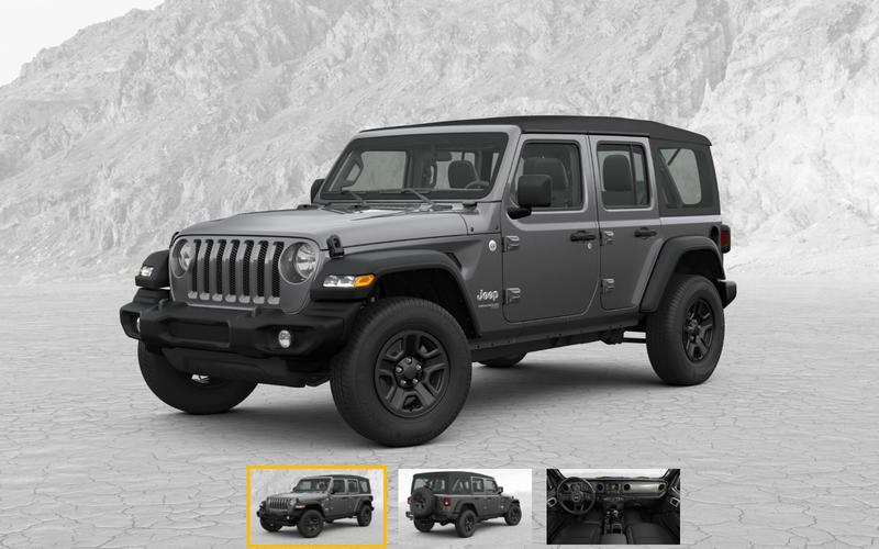 Jeep Wrangler (good)