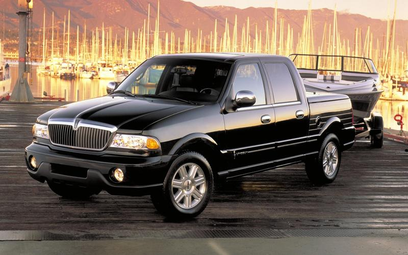 Lincoln's pickups (2001)