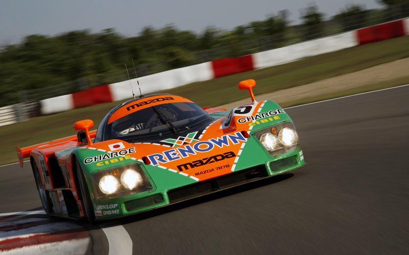 Mazda 787B Le Mans