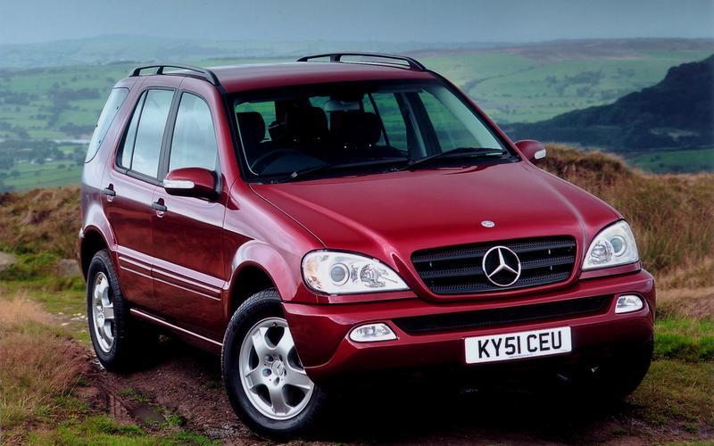 Mercedes ML (1997)