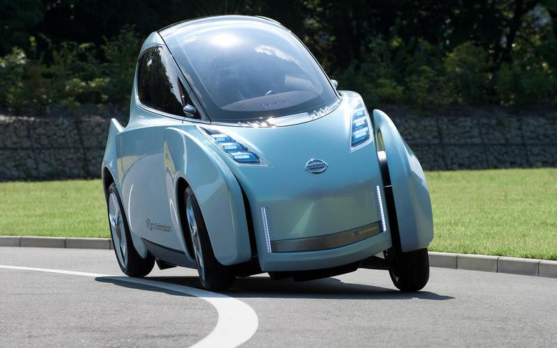 Nissan Land Glider (2009)