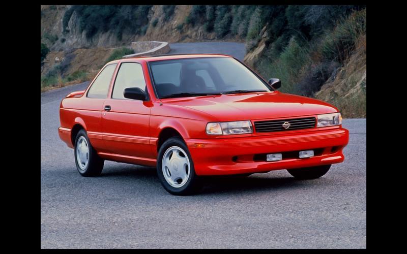 Nissan Sentra SE-R (1991)