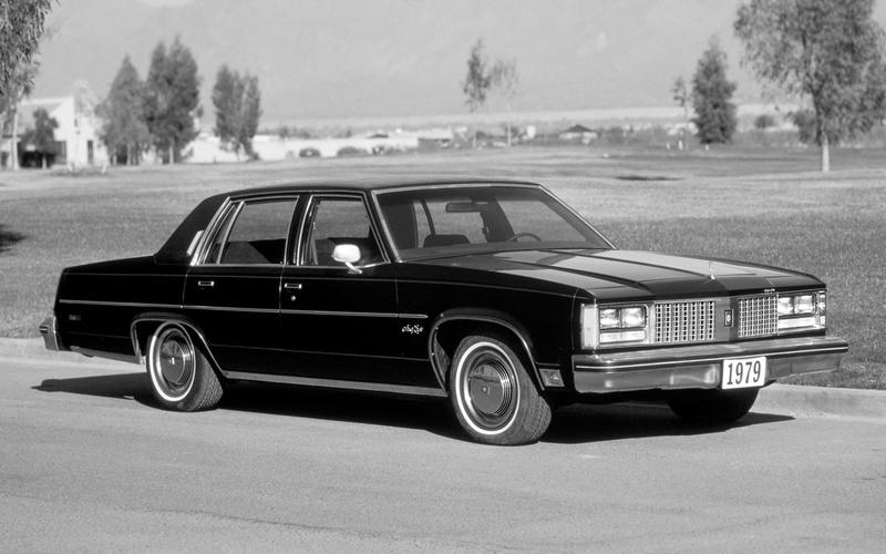 Buick, Cadillac, Chevrolet, Oldsmobile, Pontiac (1978)