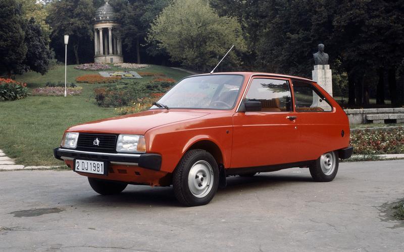 Oltcit (1981)