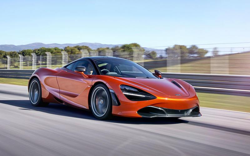 McLaren 720S: Various