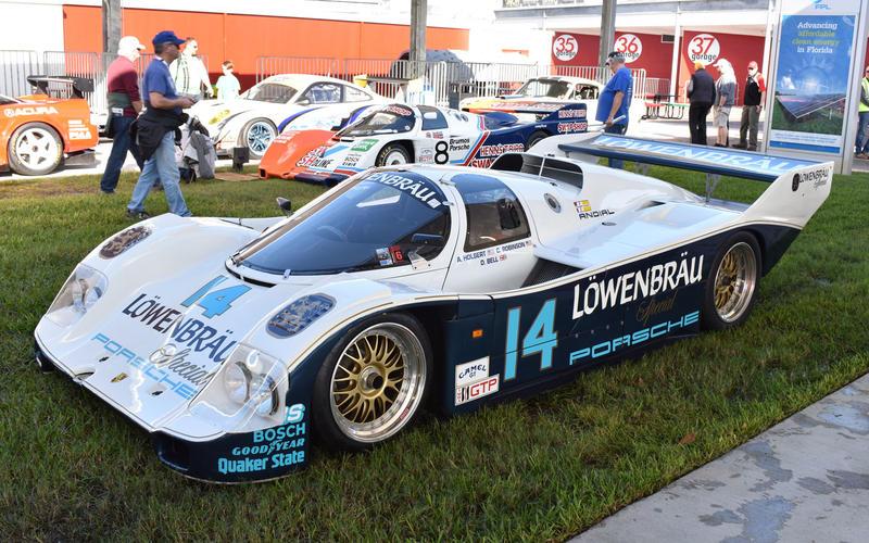 Porsche 962 Löwenbräu Special