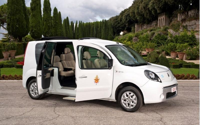 Renault Kangoo Maxi Z.E (2012)