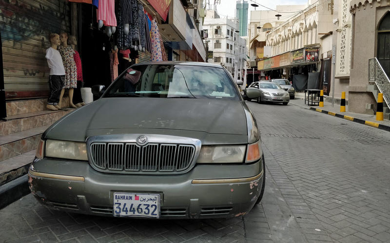 Middle East: Motorists love American cars