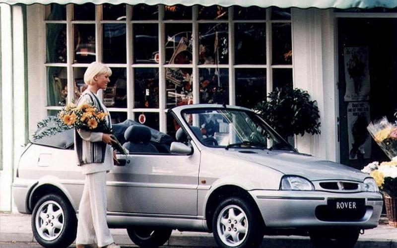 Rover 100 Cabriolet