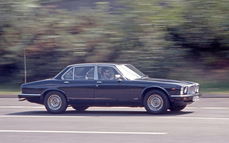 Jaguar XJ Series 3 (1979)