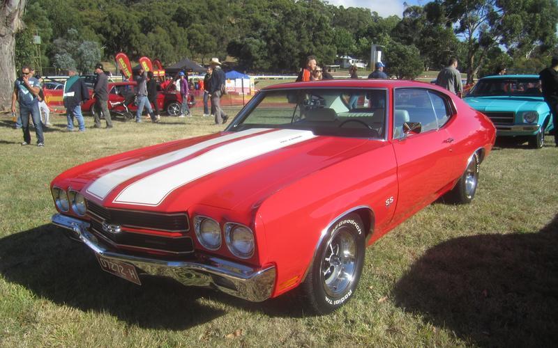 Chevrolet Chevelle SS 454 (1970)