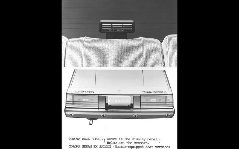 Radar in cars