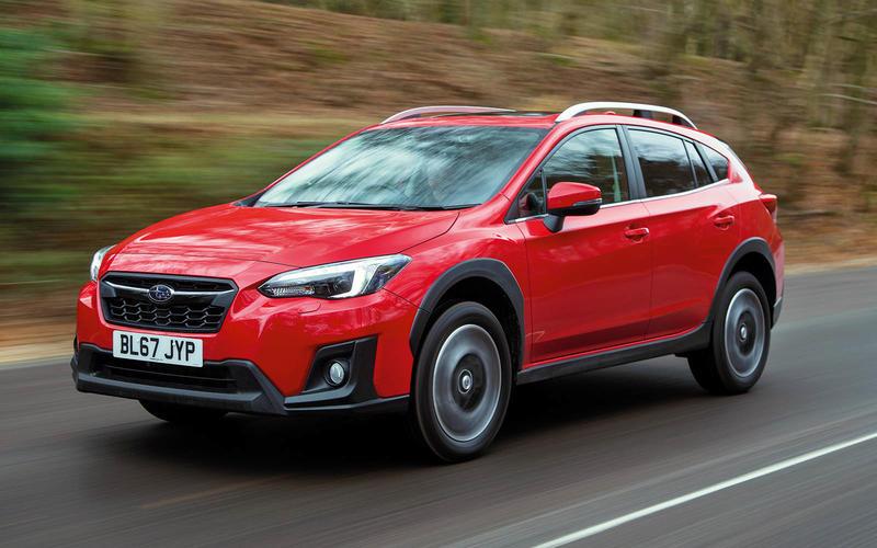 Subaru 6 (from 6 models)