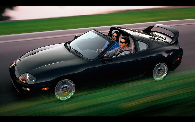 Toyota Supra (1993)