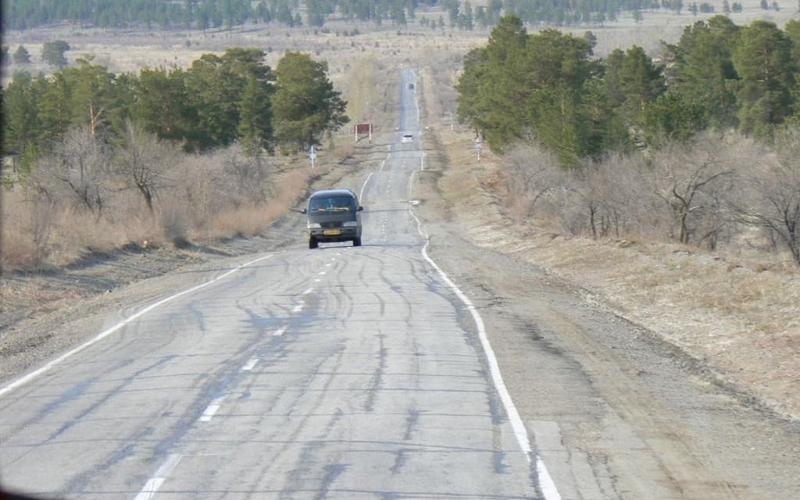 Trans-Siberian Highway