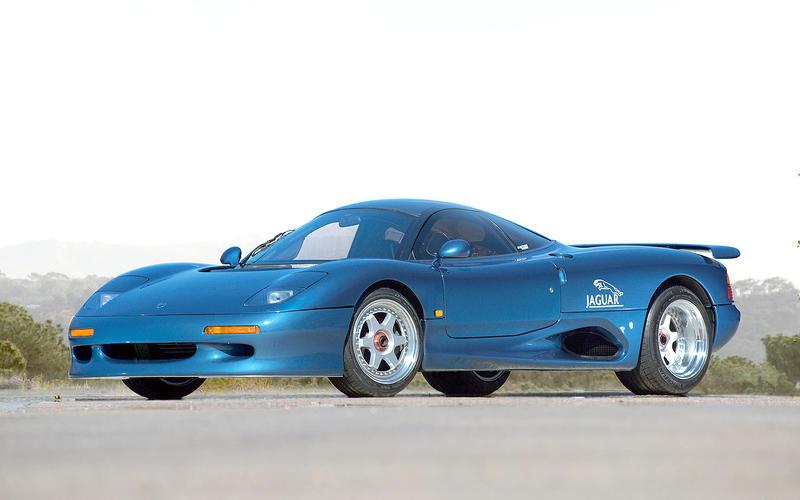 Jaguar XJR-15 (1990)