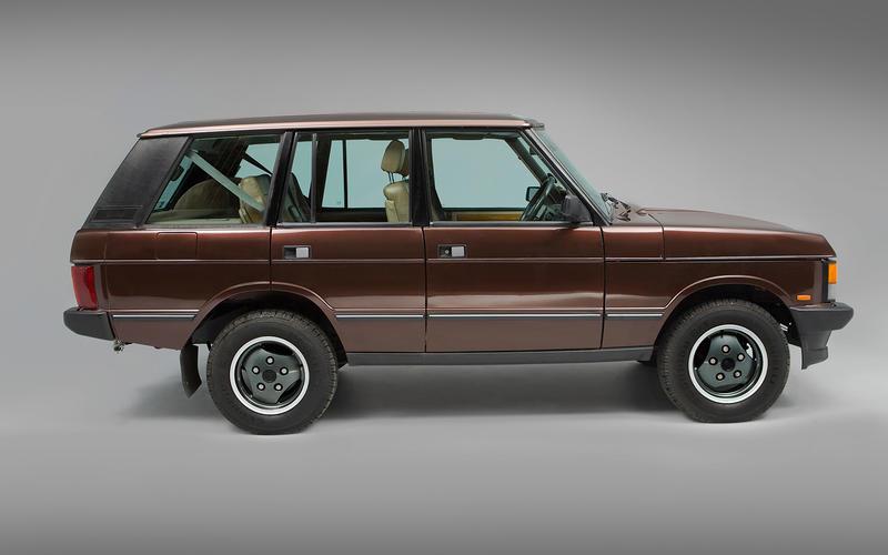 Range Rover 4-door (1981)