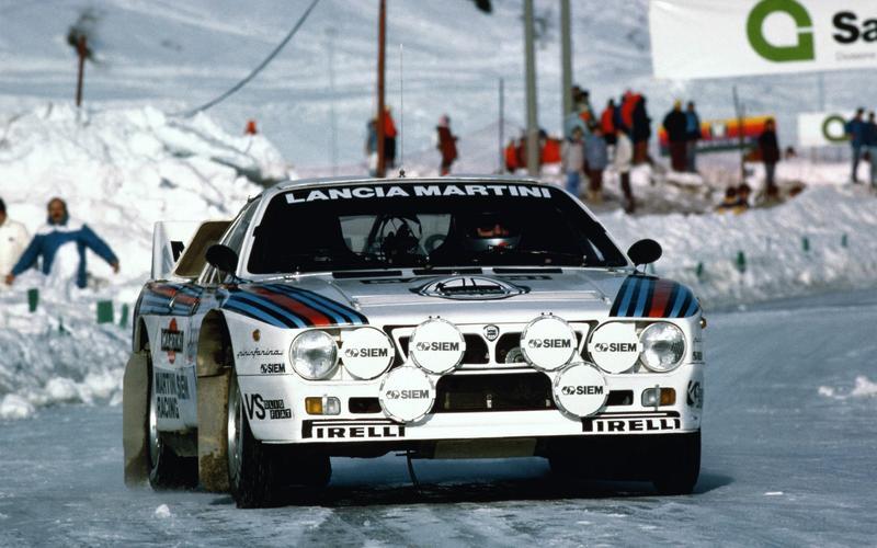 Lancia 037 (1982)
