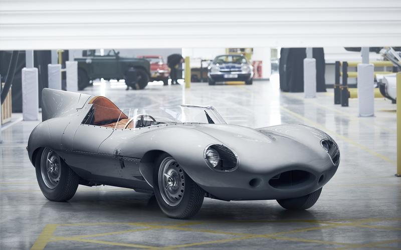 Jaguar's continuation D-type